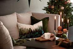 Nyhet og inspirasjon! Vinter og jul fra Kremmerhuset #inspirasjon #jul2019 #jul #kremmerhuset #julepynt #julestemning #julehus #jul19   Kremmerhuset Throw Pillows, Christmas, Home, Modern, Xmas, Toss Pillows, Cushions, Ad Home, Decorative Pillows