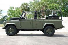 Land Rover Defender 110 Tithonus
