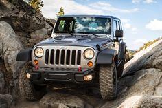 2016 Jeep Wrangler Rubicon Hard Rock Convertible SUV