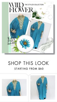 """XaviFashion 7"" by mery66 ❤ liked on Polyvore featuring Tosca Blu"