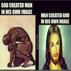Genesis 2:7 [7]And the LORD God formed man of the dust of the ground, and breathed into his nostrils the breath of life; and man became a living soul. Daniel 7:9 [9]I beheld till the thrones were cast down, and the Ancient of days did sit, whose garment was white as snow, and the hair of his head like the pure wool: his throne was like the fiery flame, and his wheels as burning fire.