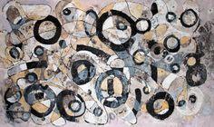 Tribal 9 by Dariusz Labuzek, Acrylic on canvas painting, SOLD Art Studios, Modern Art, Original Paintings, Abstract Art, Canvas, Tela, Canvases, Contemporary Art, Artist Studios