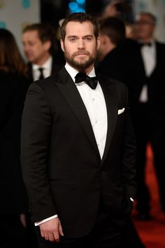 Tonight, the BAFTAs celebrates this year's talented actors, actresses and filmmakers, but if there was an award for best beard, Henry Cavill's facial hair would definitely win.