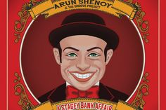 """Music Album Review: Arun Shenoy - """"A Stagey Bank Affair"""" (9/10)"""