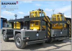 Погрузчики Бауманн 12 тонн для Выксунского металлургического завода