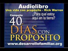 Día 9 - Qué hace sonreír a Dios Una vida con Proposito Rick Warren