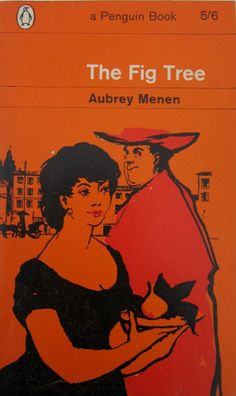 The Fig Tree (1959) by Aubrey Menen This book by an Indian-Irish writer with an English upbringing is about a British scientist, who accidentally invents aphrodisiac figs