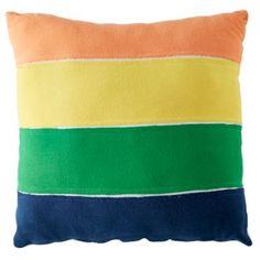 Big League Color Band Pillow