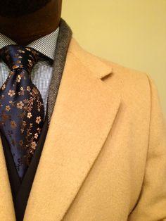 The art of the gentleman...according to Errol B. : Photo