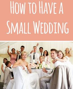 New or Updated WeddingLiaisonBlog post:Small Wedding  Definition of Small Wedding A small wedding is based on cutting out a number of guests or money spent. Remember the less people the less money you spend.  Consider Your Budget With small wedding planning the first thing you need to do is sitting down and making up your guest list. Decide what number is small for your budget remember the guests you invite; you may need to plan for food dessert and drinks. Also each guest will require a…