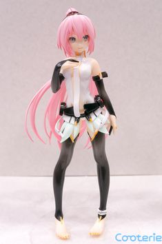 Megurine Luka Append, Tda style (Snow Cat) Figure Review - Cooterie