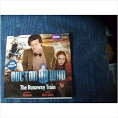 Promo audio CD - Dr Who - The Runaway Train. Read by Matt Smith on eBid United Kingdom