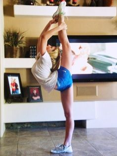 My Goal for Summer is to get my needle