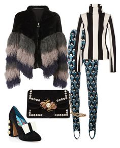 Fluff #Winter17 by mh3914rp on Polyvore featuring polyvore, fashion, style, Monse, Urbancode, Marni, Gucci and clothing