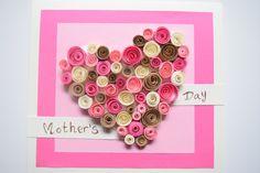 Happy mother's day handmade