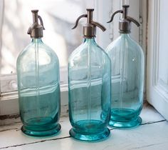 Vintage Sovjet-seltzer fles van AtelierVintage25 op Etsy