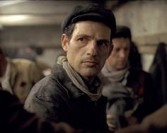 Son of Saul or clinging to our humanity with both hands