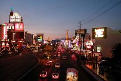 Move Your Imagination - Las Vegas Getaways On A Budget