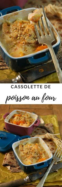 Baked fish casserole and vegetables - Martine - Animal de soutien émotionnel Baked Catfish Recipes, How To Cook Catfish, Fish Casserole, Fish Varieties, Homemade Butter, Warm Food, Baked Fish, Greens Recipe, Slow Food