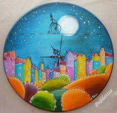 Ποδηλάτισσα : Είναι ο χρόνος......
