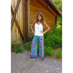 Electric Slide - These palazzo pants are amazing!  They are even better looking in person!