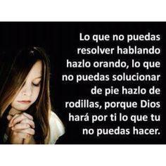 Dios todo lo puede!