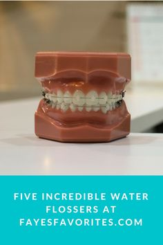 Water Flossers For Adults and Kids With Braces