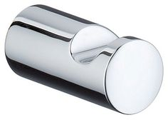 Hansgrohe 40511000 S and E Accessories Robe Hook, Chrome by Hansgrohe. $12.95. From the Manufacturer                Hansgrohe E and S Accessories Robe Hook in Chrome # HG40511000. To make the daily rituals in the bathroom even more comfortable for you, Hansgrohe offers accessories that match the faucet and shower lines within the World of Styles. These compelling counterparts offer beautiful designs as well as create convenience.                                    Product Des...