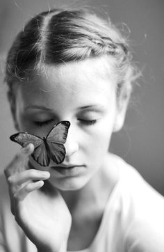 """We delight in the beauty of the butterfly, but rarely admit the changes it has gone through to achieve that beauty."" ~ Maya Angelou (For my lovely friend @Saša :-))"