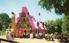 Santas Village Gingerbread House bakery | Flickr