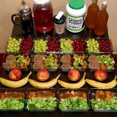 Prep Idea: A meal prep guaranteed to boost your energy levels. | Meal Prep Society