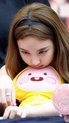 #twice #nayeon #oncestan #thinktwice K Pop, Twice Jyp, Twice Once, South Korean Girls, Korean Girl Groups, Jihyo Twice, Nayeon Twice, Im Nayeon, Hirai Momo