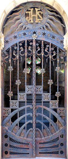 Barcelona, Spain - Cementiri de Montjuïc