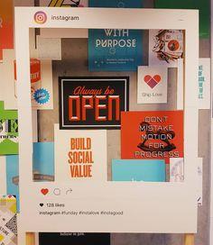 Ramka do insta w biurze fejsa  #kupmi #instagram #igerswarsaw #igerspoland #vzcopoland #vzcowarsaw #wtorek #vsco #vscocam #warsaw #facebook #facebookhq
