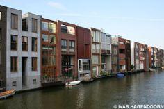 townhouses in amsterdam: sporenburg/borneo