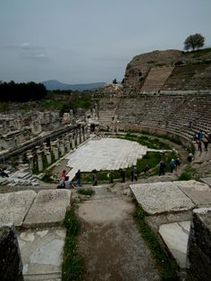 Ephesus Theatre - Сельчук - отзывы Ephesus Theatre - TripAdvisor