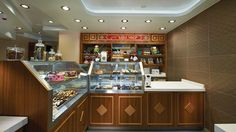 Carlo's Bake Shop Rendering, Norwegian Escape ~ Fresh Dining and Entertainment Choices Headed for Norwegian Cruise Line's New Norwegian Escape | Popular Cruising (Image Copyright © Norwegian Cruise Line)