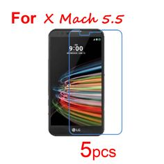 5pcs Clear/matte/Nano Explosion Proof mobile Phone Guard Protective Film for LG X Mach/X Max/Rebel l44c 4g Screen Protector fim #Affiliate