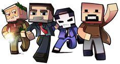 Minecraft by Enr1