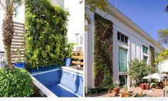 Jardim vertical em casa - BBel :: Tudo sobre decoração e organização da sua casa