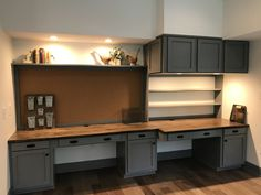 Custom Build and design by Black Dog Design House Black Interior Design, Residential Interior Design, Commercial Interior Design, Farmhouse Interior Doors, Modern Farmhouse Interiors, Foyer Flooring, Small Bathroom Colors, Dining Room Bench, Basement House