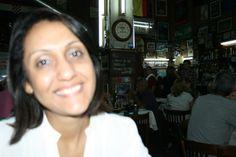 Restaurante El Obrero - Buenos Aires. Olha o quadro do menu!