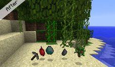 3D Items Mod para Minecraft 1.3.1
