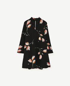 Image 8 of TULIP DRESS from Zara