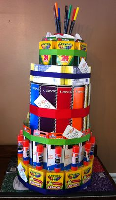 Great idea for teacher lounge, use as a raffle for Teacher Appreciation Week, or for school office decoration!