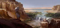 Fayoum from Assassin's Creed Origins