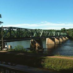 Beautiful background of the Delaware river! #delawareriver #wedding #weddingday #weddingphotographer