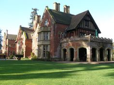 "Thornewood Castle, Lakewood, Wash.: Built with three shiploads of treasures from Europe. infamously haunted house which is the same site where the TV movie adaptation of Stephen King's novel ""Rose Red"" was filmed."