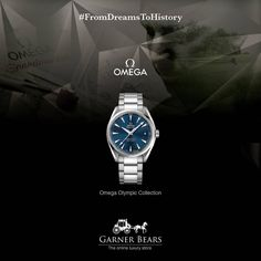 Celebrating the closing of #Rio2016 with Garner Bears! #AdvantageGarnerBears #Omega #RecordingDreams #FromDreamsToHistory #LuxuryLife #Sport #Spirit #Play #Fight #Olympics2016  Shop for this @Omega watch by clicking on http://www.garnerbears.com/Omega-Olympic-Collection-522.10.42.21.03.001.html