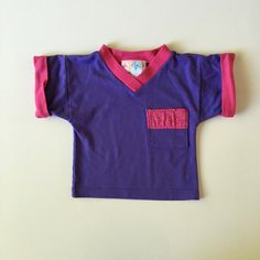 Vintage 90's Tee Shirt in Purple and Pink for Toddler Girl for sale here https://www.etsy.com/listing/478867583/vintage-purple-and-pink-tee-shirt-by-jet?ref=shop_home_active_2 #vintage #babyvintageclothes #vintagebabyclothes #baby #babyclothesforsale #vintagebaby #vintagestyle #vintagebabystyle #babystyle #babyclothes #estyshop #estyvintage #etsyvintageshop